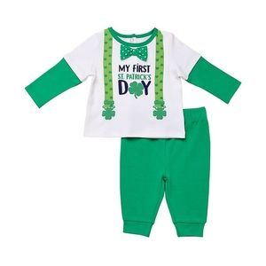 🚨FINAL PRICE🚨NWT.BABY STARTERS St. Patty's
